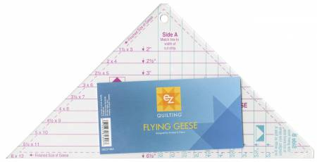Easy Star and Geese Triangle Ruler