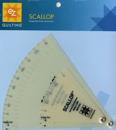 Scallop Ruler
