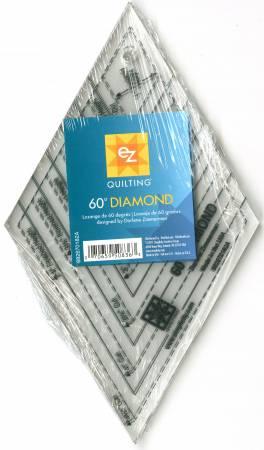 60 Degree Diamond Rotary Cutting Shapes