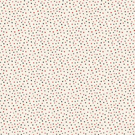 Holiday In The Woods Cream Dots