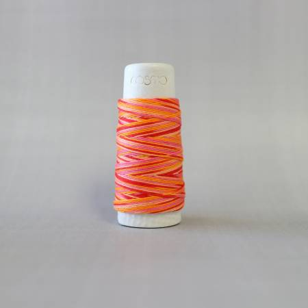 Sashiko Thread Cosmo Tequila Sunrise Variegated 89-301