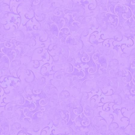 Wilmington Prints Purple Scroll 89025-666