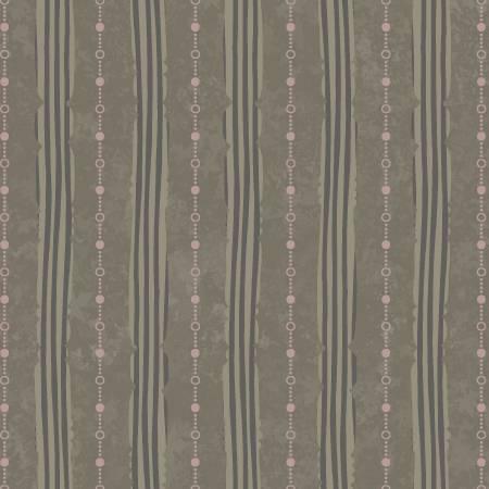 Grey Pillar Stripe