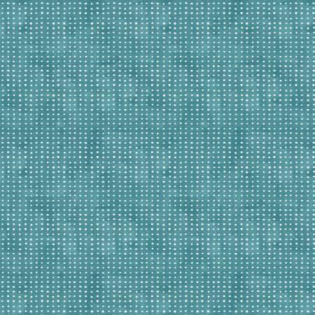Homemade Hapiness - Teal Dot