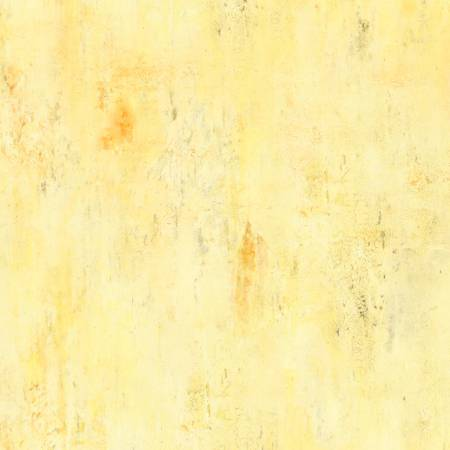 Vintage Texture- Butter Yellow