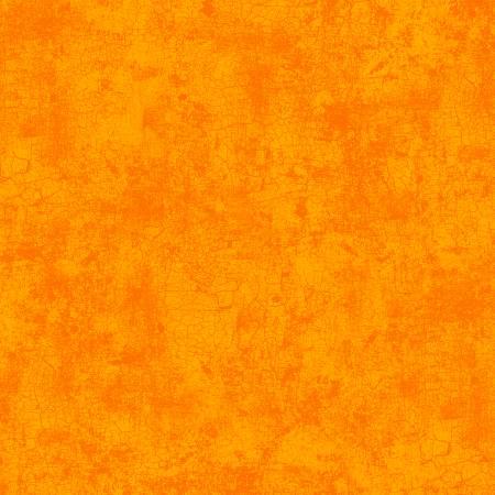 Pumpkin Cracked Glass
