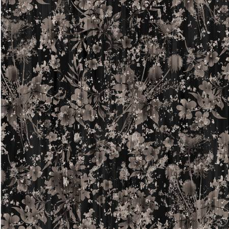 Onyx Pearl Flower Pearlescent