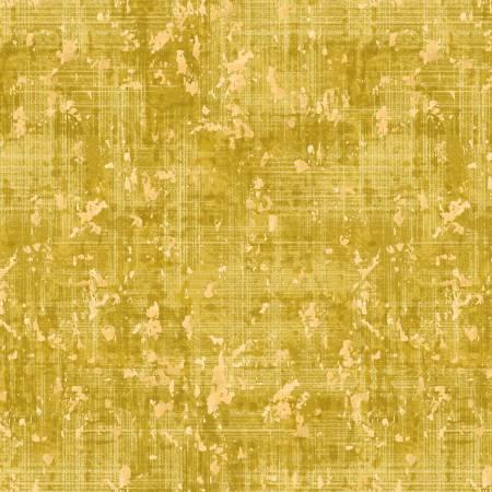 Gold Lemongrass Weave Pearlescent