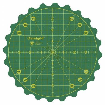 Omnigrid Rotating Mat 8in