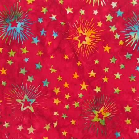 Freedom Patriotic Batik 9004Q
