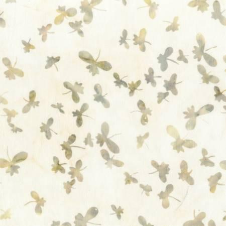 Whisper Batik: Butterfly Leaves