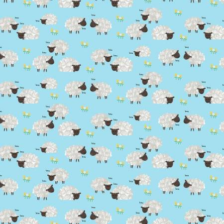Light Blue Sheep