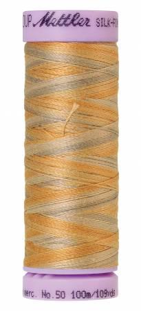 Silk Finish Cotton 50wt 109 yards Natural Stone