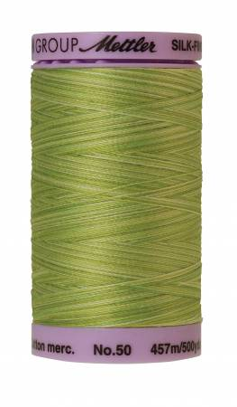 Silk Finish Cotton 50wt 500 yards Little Sprouts