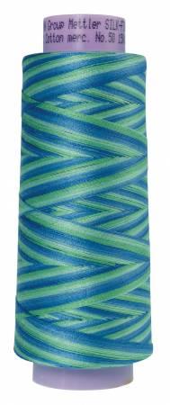 Silk Finish Cotton Mult 50 1500yds 9090-9814 Seaspray