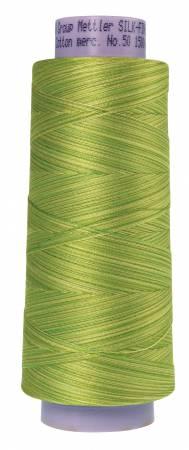 Silk Finish Variegated 50wt Cotton Thread 1500yd/1372M Little Spouts
