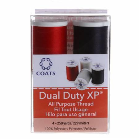 Dual Duty XP Thread Set 4pc Basics