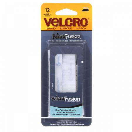 Velcro brand Fabric Fusion Rectangle 3/4in x 1in-110524