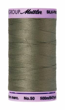 Silk-Finish 50wt Solid Cotton Thread 547yd/500M Sage