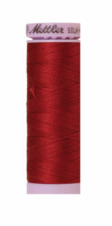 Silk-Finish 50wt Solid Cotton Thread 164yd/150M Fire Engine 0105