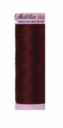 Silk-Finish 50wt Solid Cotton Thread 164yd/150M Beet Red
