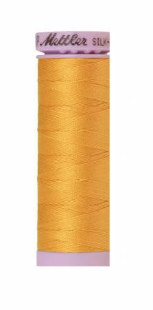 Silk-Finish 50wt Solid Cotton Thread 164yd/150M Marigold 0161