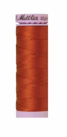 Silk-Finish 50wt Solid Cotton Thread 164yd/150M Copper