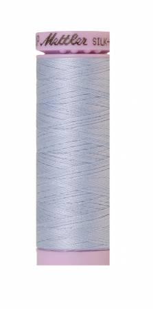 Silk-Finish 50wt Solid Cotton Thread 164yd/150M Ice Cap