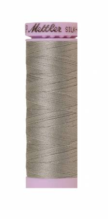 Mettler Silk Finish Cotton 50wt 150m - Titan Gray  0413