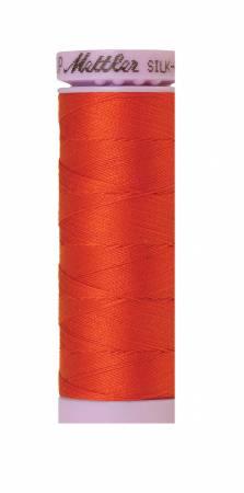 Silk Finish Solid Cotton - Paprika (594)