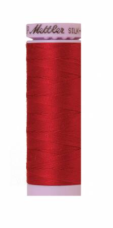 Silk-Finish 50wt Solid Cotton Thread 164yd/150M Country Red 0504