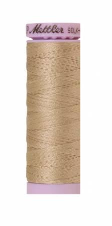 Silk-Finish 50wt Solid Cotton Thread 164yd/150M Straw