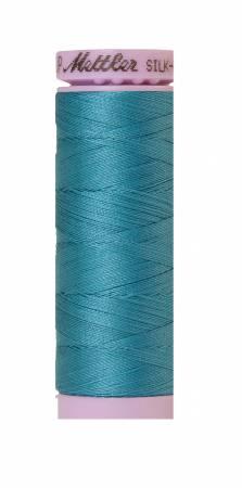 Silk-Finish 50wt Solid Cotton Thread 164yd/150M Glacier Blue