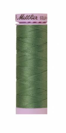 Silk-Finish 50wt Solid Cotton Thread 164yd/150M Asparagus