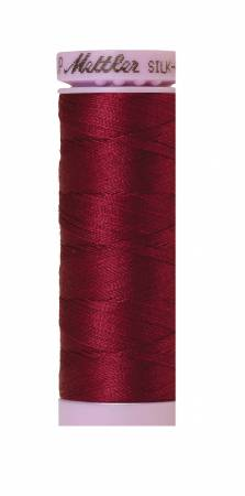 Silk-Finish 50wt Solid Cotton Thread 164yd/150M Pomegranate