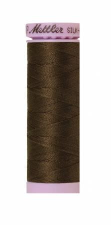 Silk-Finish 50wt Solid Cotton Thread 164yd/150M Olive