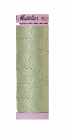 Mettler Silk-Finish 50wt Solid Cotton Thread 164yd/150M Spanish Moss 1095