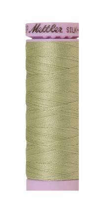Silk-Finish 50wt Solid Cotton Thread 164yd/150M Green Grape