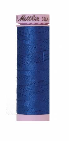 Silk-Finish 50wt Solid Cotton Thread 164yd/150M Royal Blue