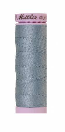 Silk-Finish 50wt Solid Cotton Thread 164yd/150M Blue Speedwell