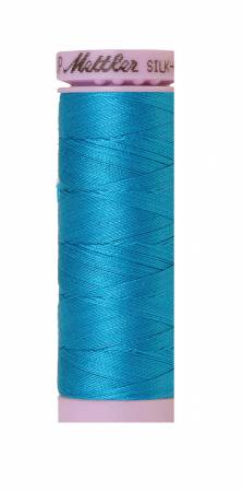 Mettler Silk Finish Cotton 50wt 150m - Caribbean Blue 1394