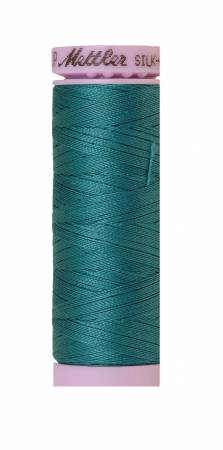 Silk-Finish 50wt Solid Cotton Thread 164yd/150M Caribbean