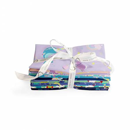 Fat Quarter Bundle Out of this World Glow 18pcs/bundle