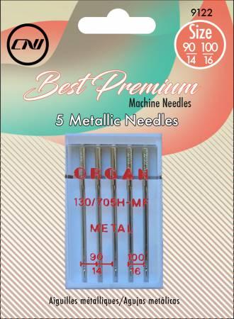 Metallic Needle Assortment