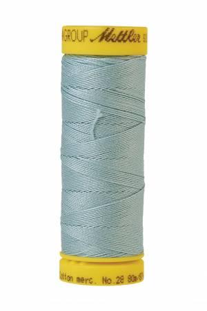 Silk-Finish 28wt Solid Cotton Thread 81YD Rough Sea