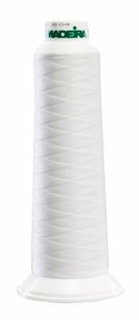 AeroLock 8010 Polyester Premium Serger Thread 2000yd White
