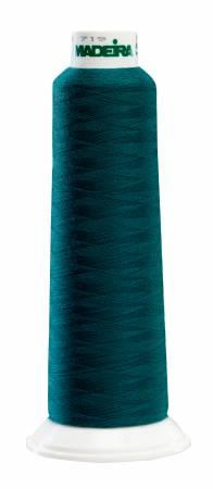 AeroLock Polyester Premium Serger Thread 2000yd Teal