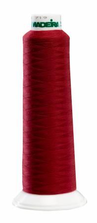 AeroLock Polyester Premium Serger Thread 2000yd Burgundy