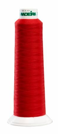 AeroLock Polyester Premium Serger Thread 2000yd Fuschia