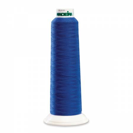 AeroLock Polyester Premium Serger Thread 2000yd Royal Blue
